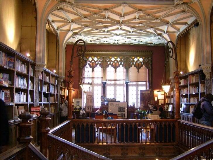 La librairie lello_-_irmao_-_porto Slide 3