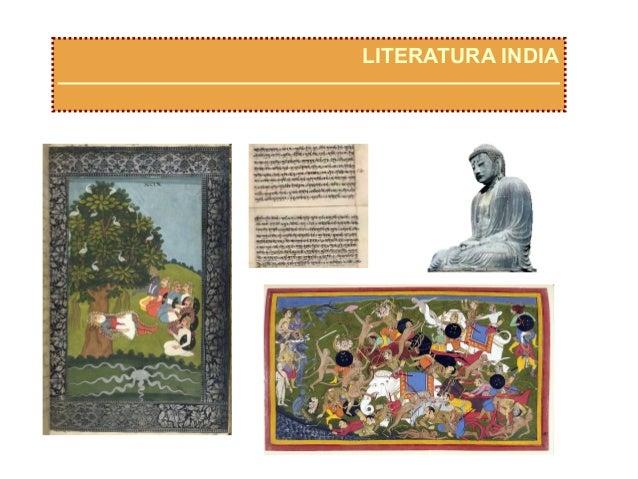 LITERATURA INDIA