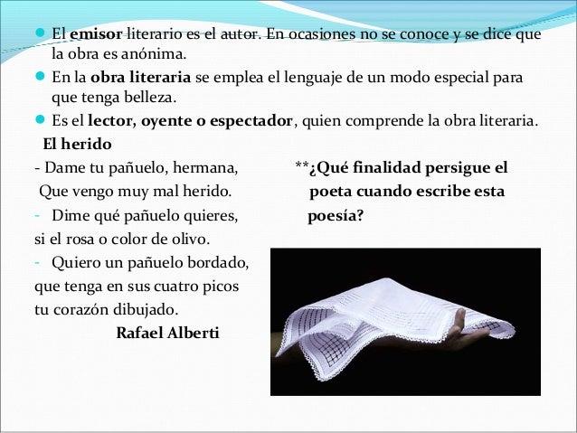 3. Literatura oral y literatura escritaEl nacimiento de la literatura en todos los pueblos se produce mediante canciones,...