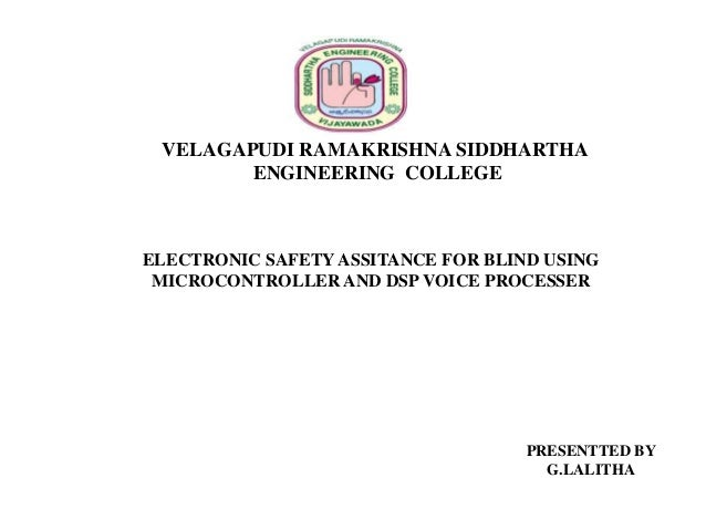 Safety guard for blind | electronics project.
