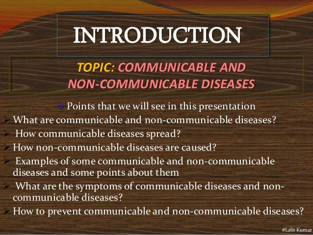the causes of three non-communicable diseases essay Noncommunicable diseases (ncd) are not passed from person to person they  are  quick facts about ncds ncds are the leading cause of death worldwide.