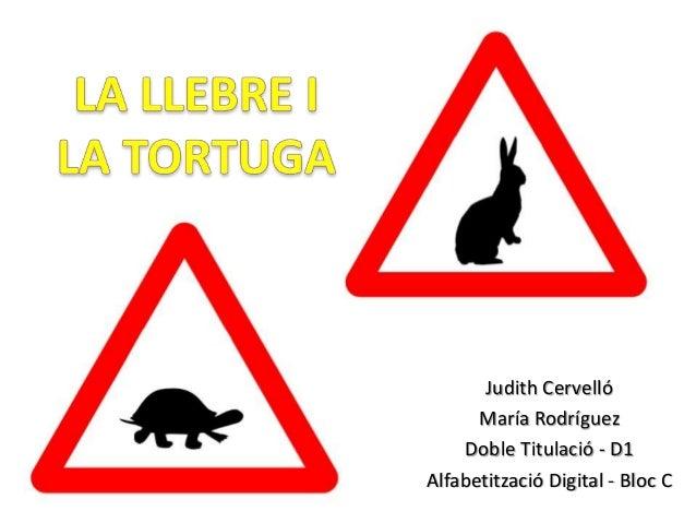 Judith Cervelló María Rodríguez Doble Titulació - D1 Alfabetització Digital - Bloc C