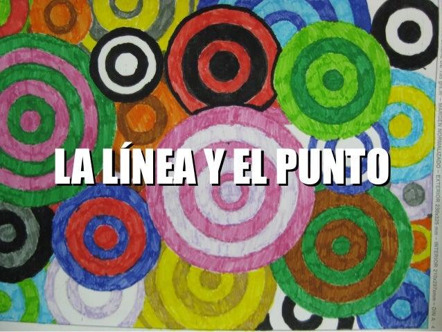Haga clic para modificar el estilo de subtítulo del patrón 30/01/15 LA LÍNEA Y EL PUNTOLA LÍNEA Y EL PUNTO