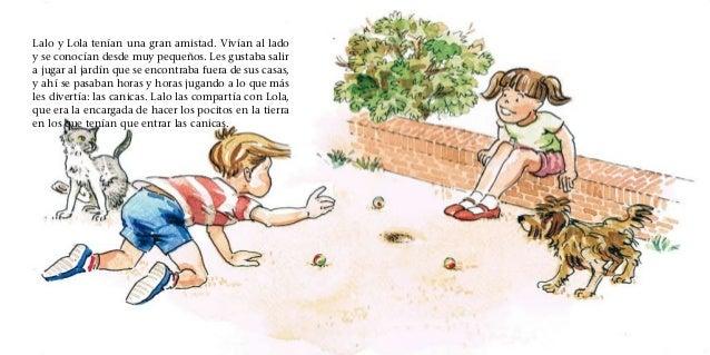 Lalo y lola - Los jardines de lola ...