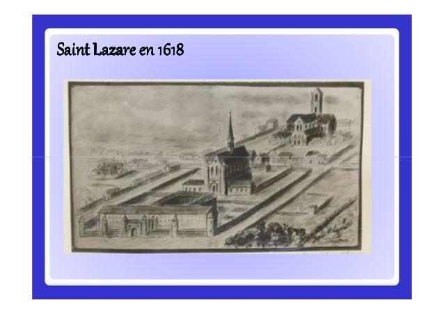La léproserie de saint lazare