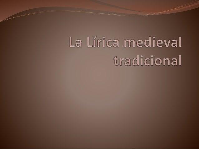 En la Península Ibérica hay cuatro focos líricos y cuatro lenguas importantes.