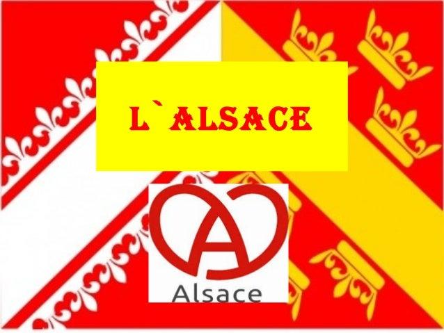 L`ALsAce