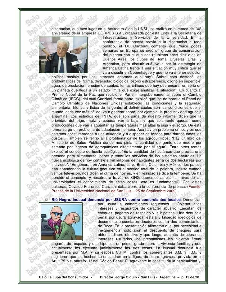 disertación, que tuvo lugar en el Anfiteatro 2 de la UNSL, se realizó en el marco del 30º       aniversario de la empresa ...