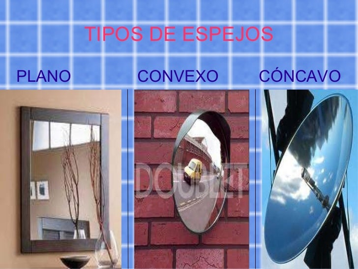 La luz y el sonido presentaci n 6 primaria for Espejos diferentes