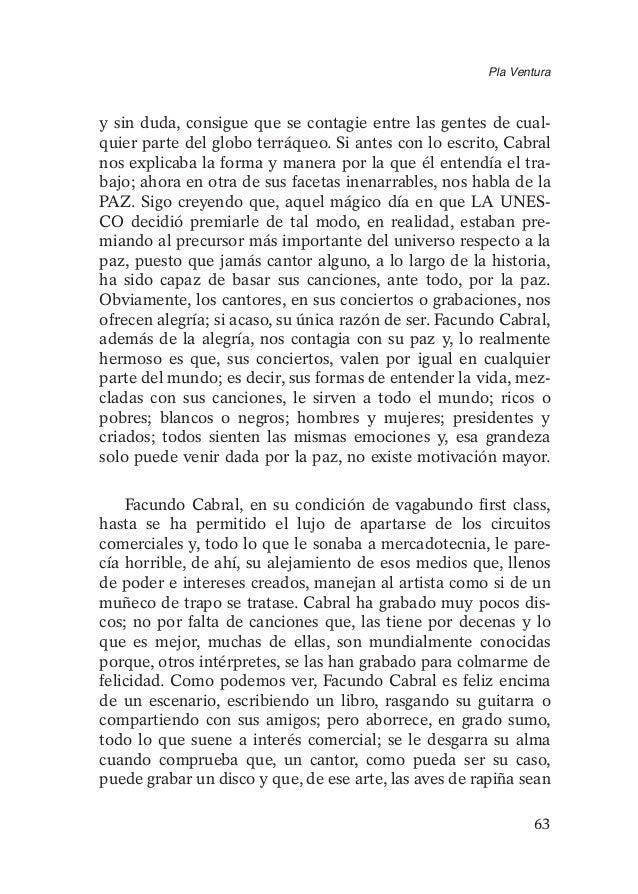 Facundo Cabral - Grabado En Vivo El 20 De Marzo De 1972 En El Teatro Embassy De Buenos Aires