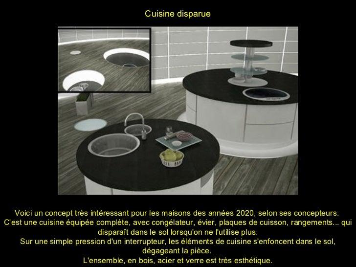 La maison du futur for Concepteurs de maison