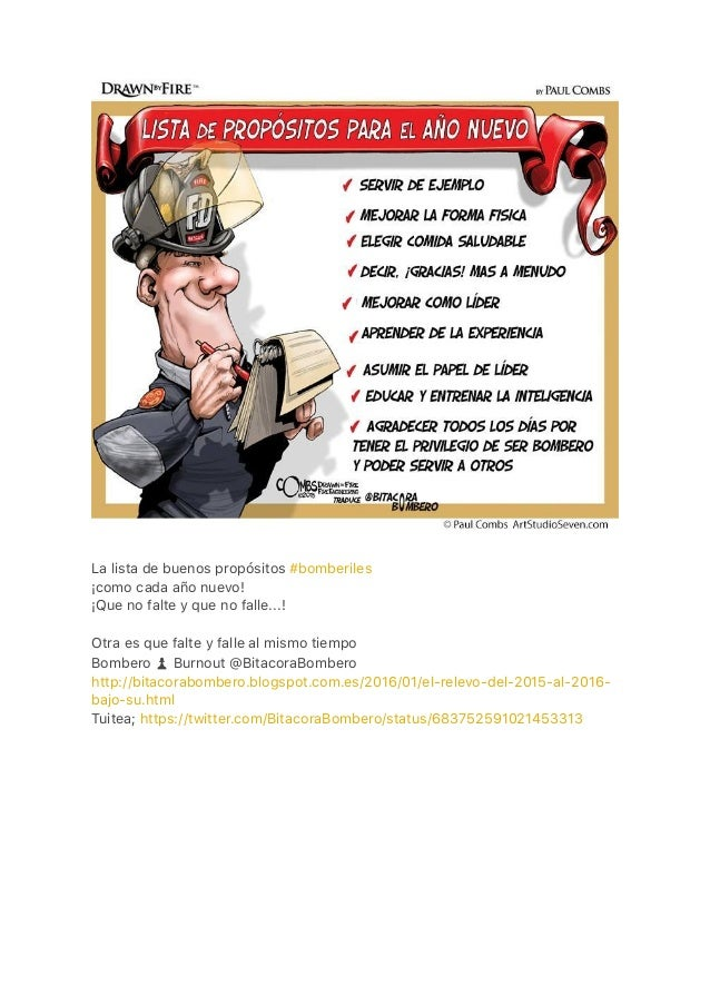 La maledicencia en el servicio de bomberos