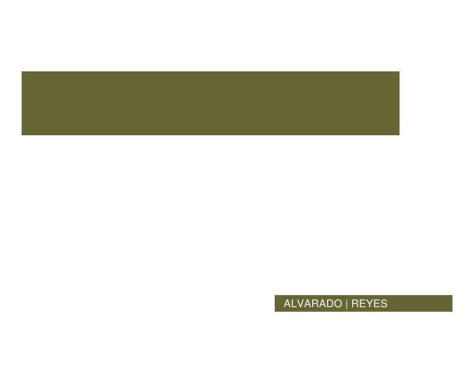 ALVARADO | REYES
