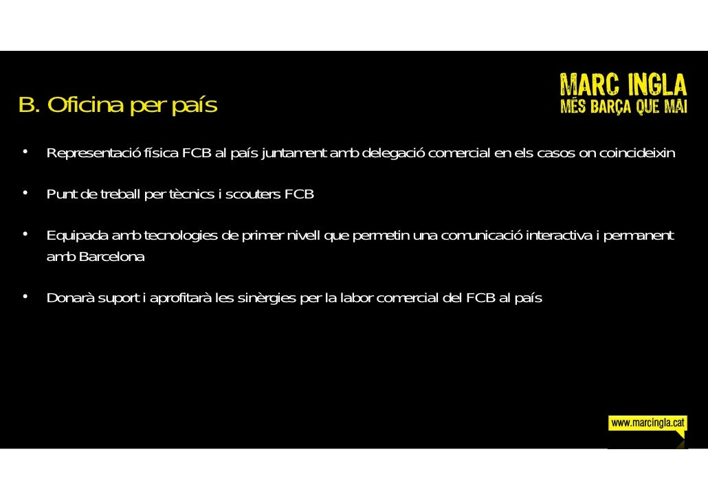 La masia global for Oficina de treball barcelona