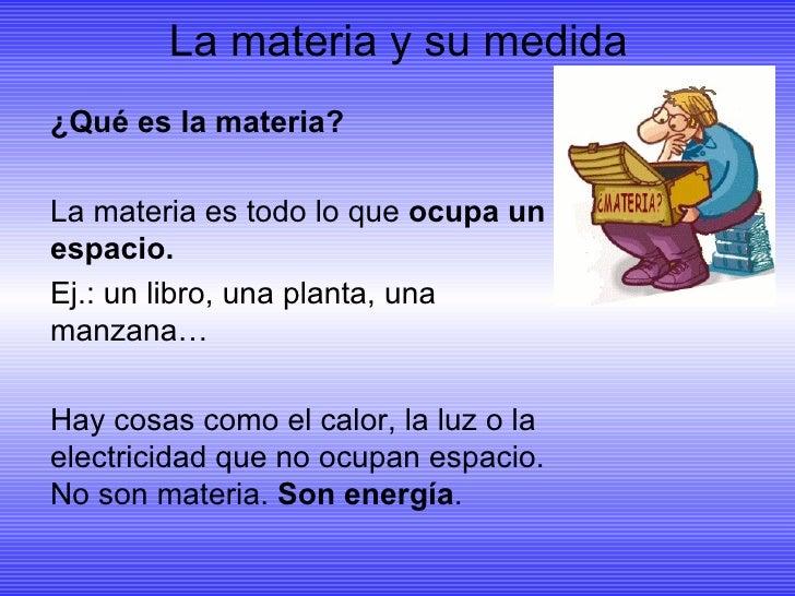 La materia y sus propiedades Alejandra Cámara  Slide 2