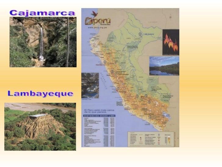 Cajamarca Lambayeque