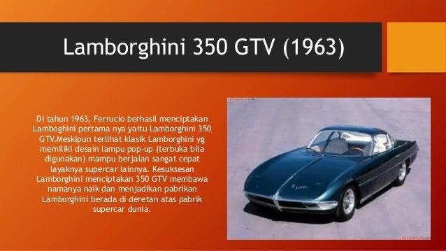 Lamborghini Slide 3