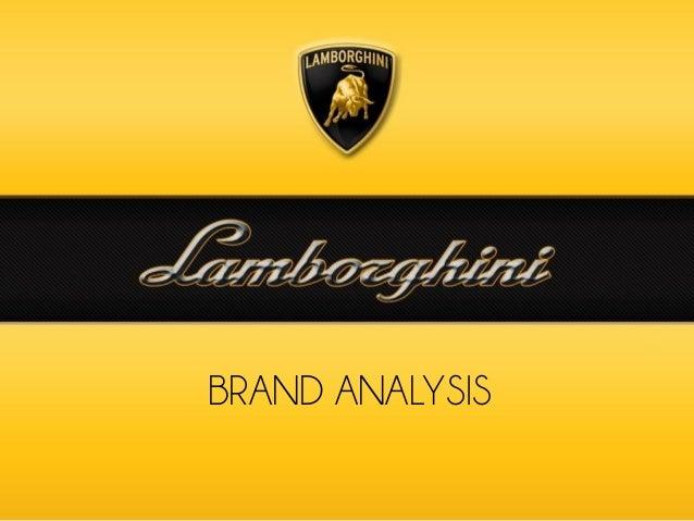 lamborghini brandbook