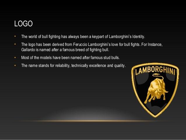 Lamborghini Industrial And Swot Analysis