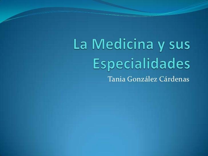 Tania González Cárdenas