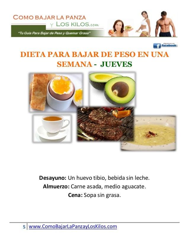 dieta para perder porcentaje de grasa corporal