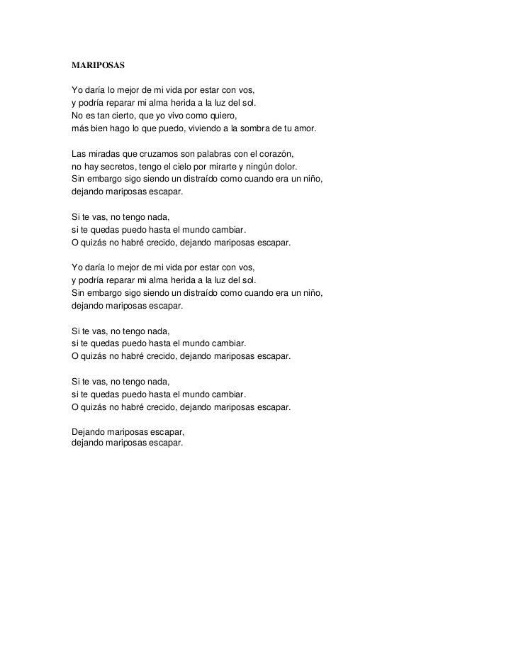 La M Ej Ores Letras