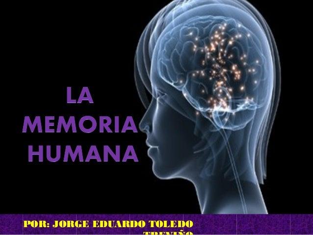 POR: JORGE EDUARDO TOLEDO