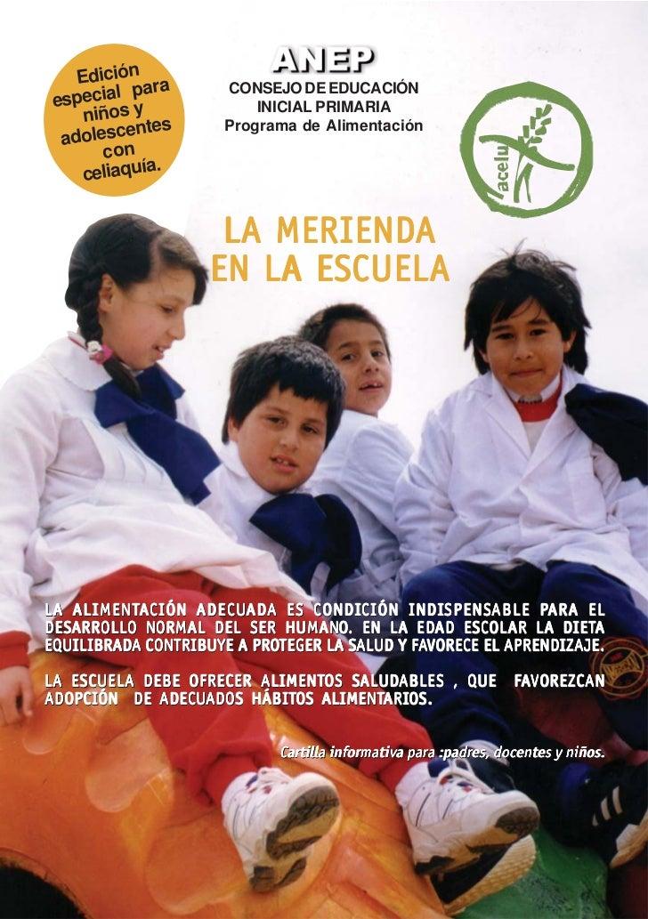 Edición ra            pa        CONSEJO DE EDUCACIÓN especial y               INICIAL PRIMARIA     niño s              es ...