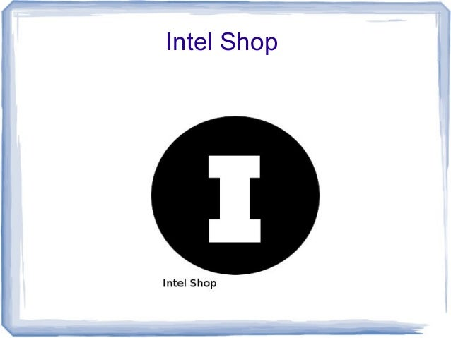Intel Shop