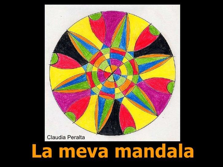 La meva mandala Claudia Peralta