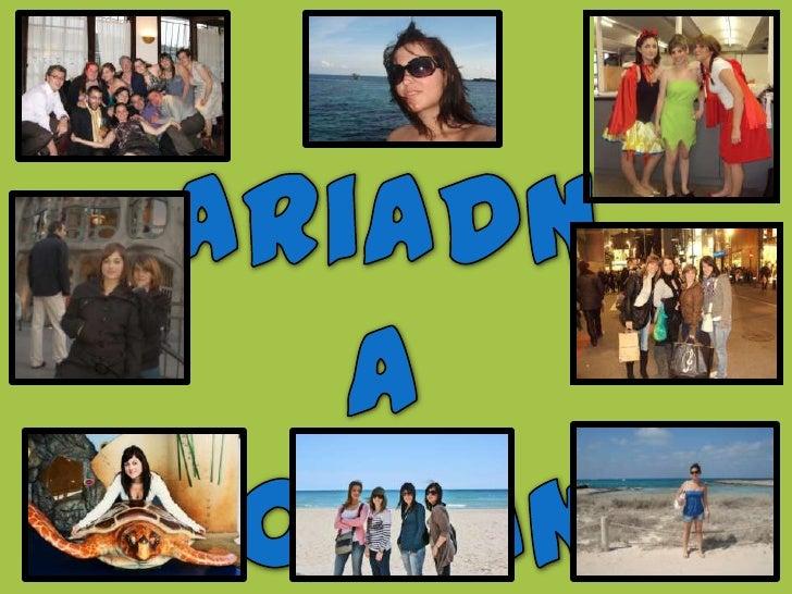 Ariadna <br />Toscano<br />