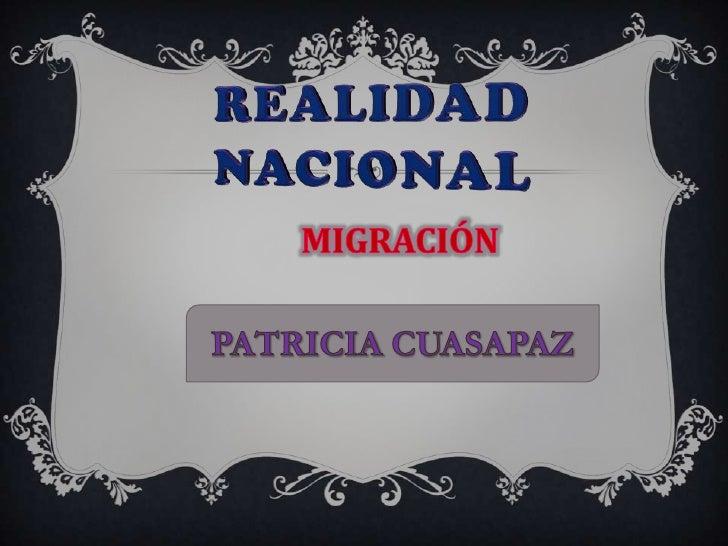 LA MIGRACIÓN Desde mitad del siglo XIX ha sido considerado el derecho a emigrarcomo algo que deriva de la propia concepci...