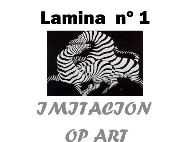 Lamina nº 1  IMITACION