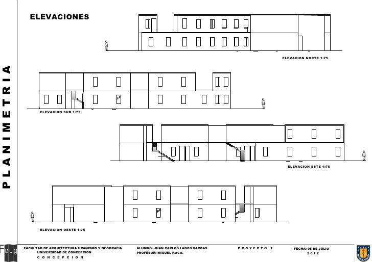 ELEVACIONES                                                                                                              E...