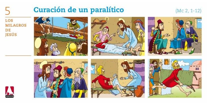 10 milagros de Jesús