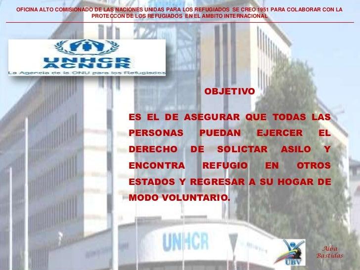Conflictos b licos - Oficina de asilo y refugio ...