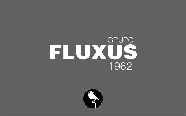 FLUXUS 1962