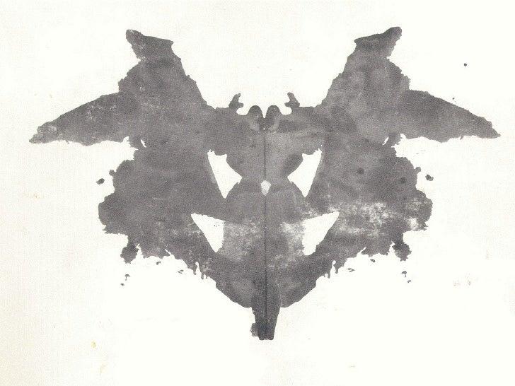 Laminas Rorschach Slide 1