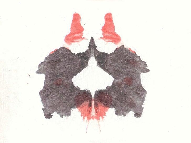 Laminas Rorschach Slide 2