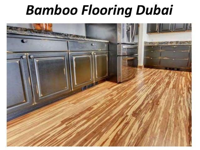 Bamboo Hardwood Flooring In Dubai