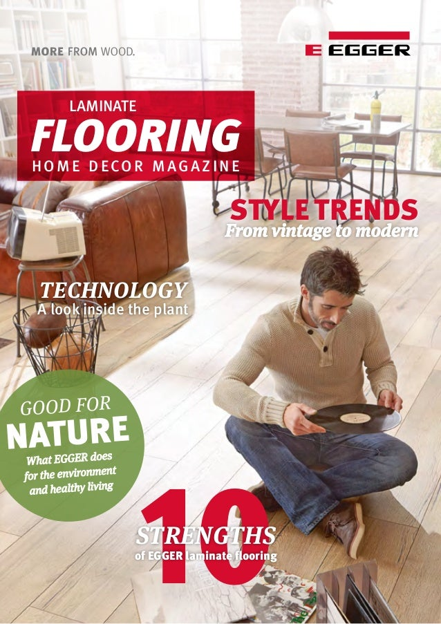 Egger Laminate Flooring Magazine