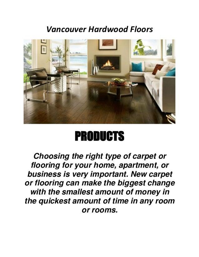 Vancouver Hardwood Floors ...