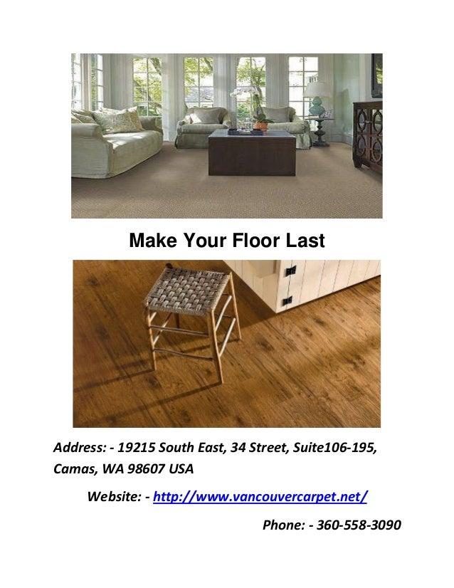 3. Make Your Floor ...