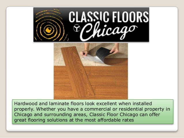 Laminate Floor Installation Chicago Classic Floors Chicago