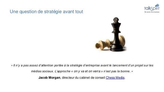 La mise en uvre d 39 une strat gie client des services - Cabinet de conseil en strategie digitale ...