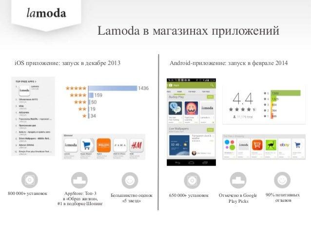 ламода приложение скачать - фото 10