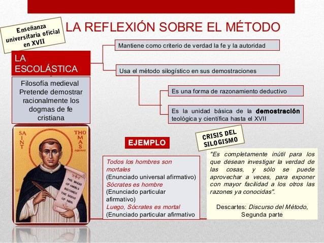 nz a    Enseña ficial    LA REFLEXIÓN SOBRE EL MÉTODO       i ta ri a ounivers XVII      en                      Mantiene ...