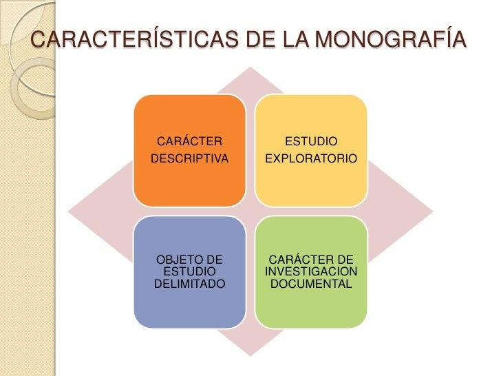 La Monografia 2010 Ii