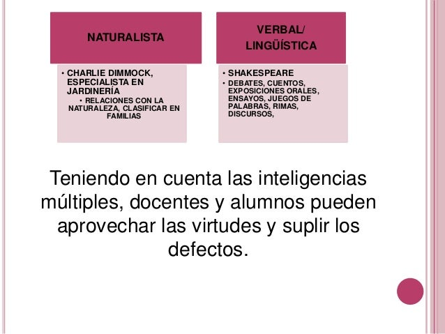 NATURALISTA • CHARLIE DIMMOCK, ESPECIALISTA EN JARDINERÍA • RELACIONES CON LA NATURALEZA, CLASIFICAR EN FAMILIAS VERBAL/ L...