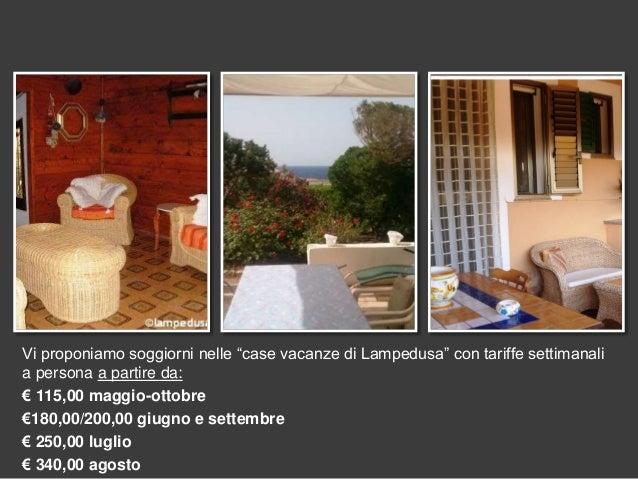 Lampedusa estate 2015